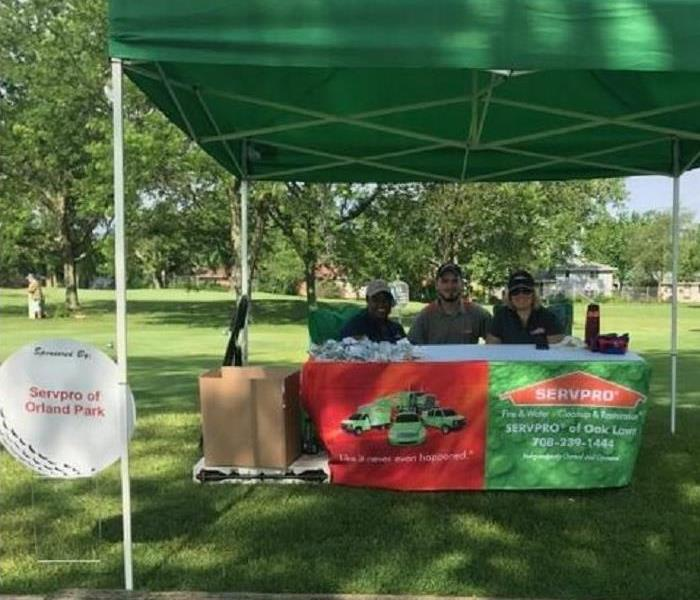 2017 Annual Orland Park Area Chamber Golf Outing