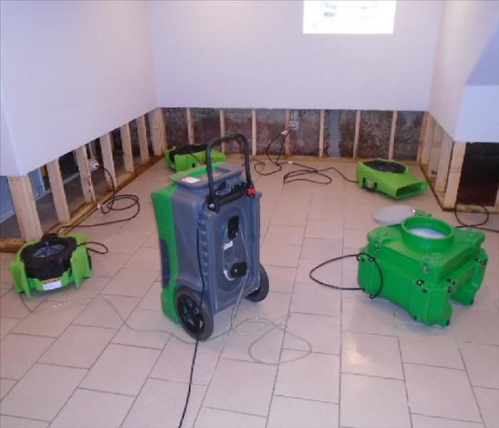 Advanced Drying Equipment for Water Damage