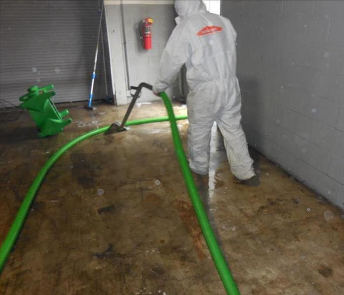 Commercial Water Damage in Palos Heights
