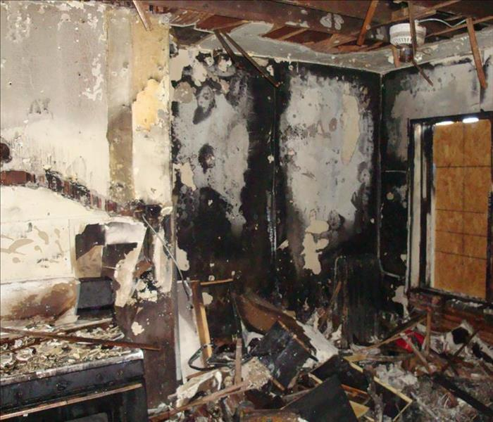 Fire Damage Repair in Orland Park