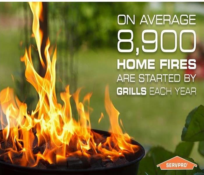 Fire Damage Grilling Safety Tips to Prevent Fires
