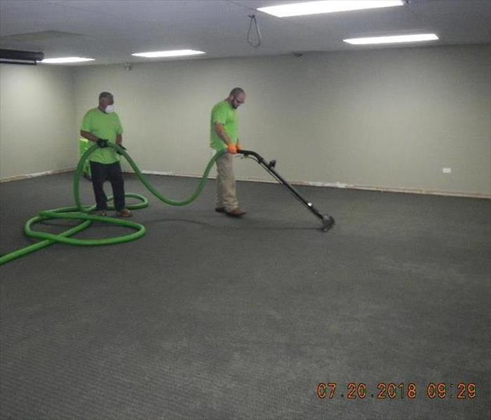 Commercial Commercial Water Damage Cleanup in Orland Park