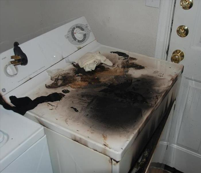 Fire Damage Preventing A Dryer Fire In Your Orland Park Home