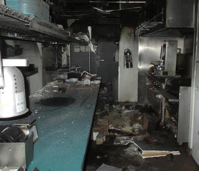 Commercial Fire Damage Restoration For Your Business