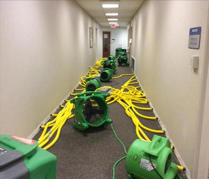 Commercial Commercial Water Damage in Orland Park