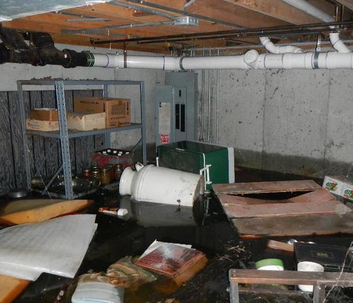 Storm Damage Sewage Damage Cleanup in Palos Heights, IL